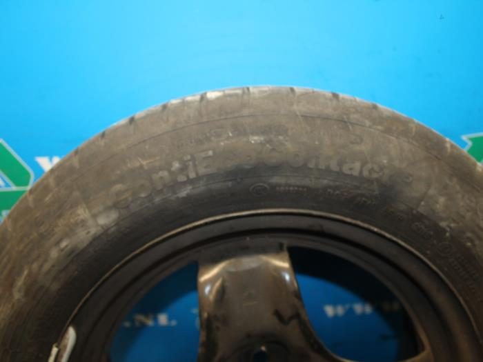 Set Of Wheels Tyres For Opel Corsa Wwwmaresiaeu