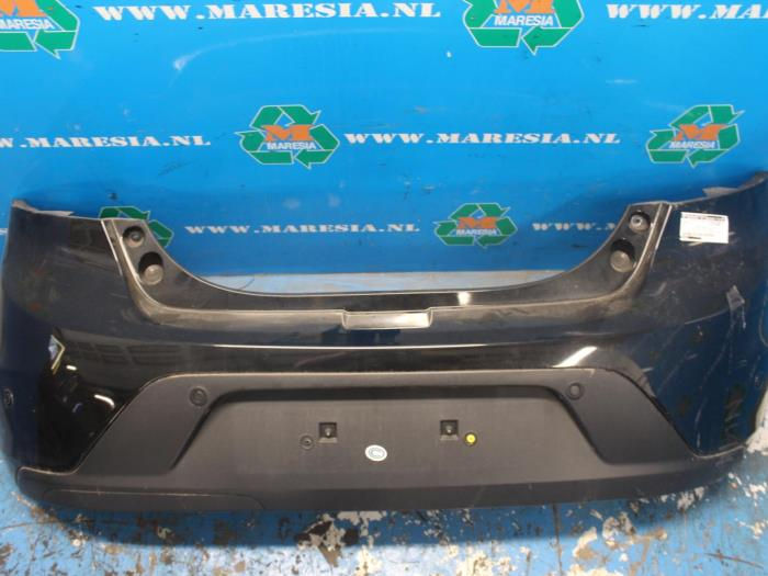Rear Bumper Ford Ka