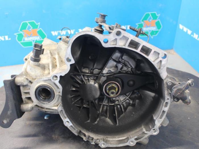 Gearbox for Hyundai Getz - www maresia eu