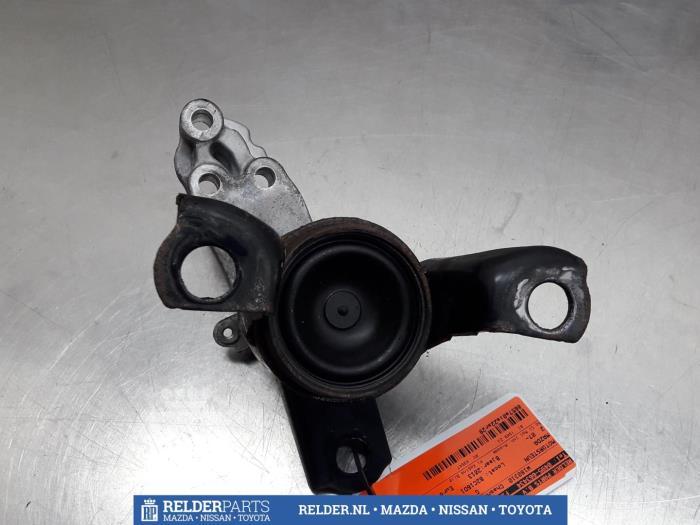 Mazda 2 (DE) 1.3 16V GT BiFuel 2013 Motorrubber (klik op de afbeelding voor de volgende foto)