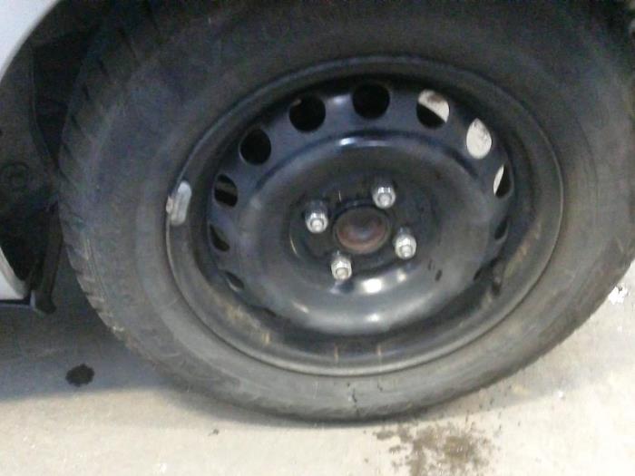 Used Velgen Set For Toyota Yaris On Relder Parts