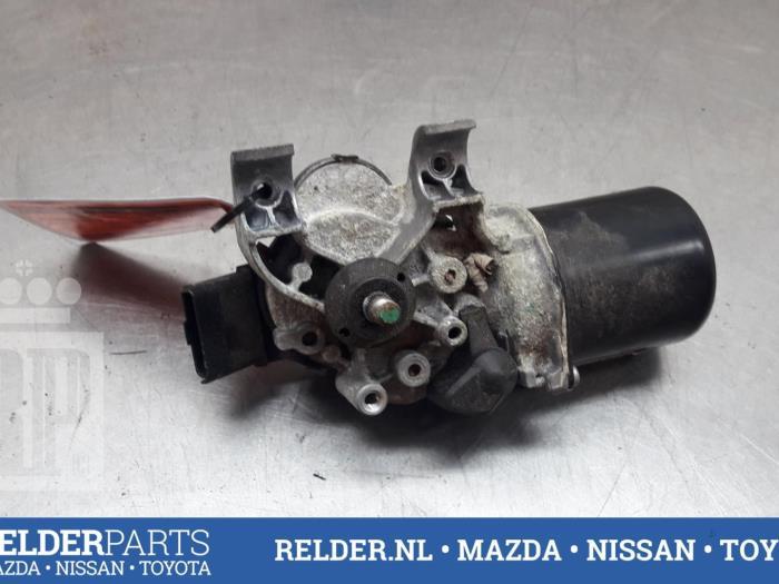 Nissan Juke (F15) 1.6 16V 2011 Ruitenwissermotor voor (klik op de afbeelding voor de volgende foto)