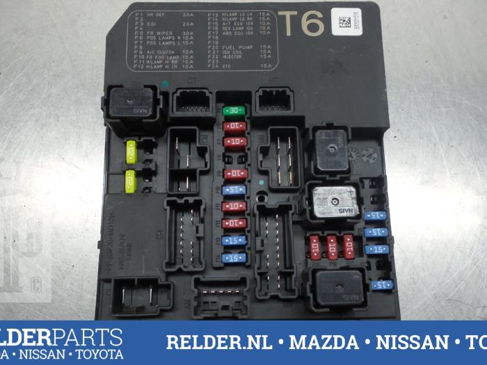Fuse Box On Nissan Juke | Wiring Diagram Nissan Juke Fuse Box on
