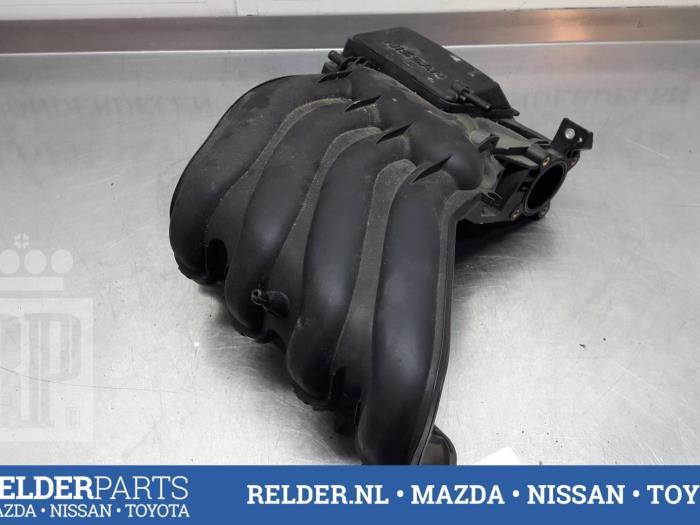 Nissan Juke (F15) 1.6 16V 2012 Inlaatspruitstuk (klik op de afbeelding voor de volgende foto)