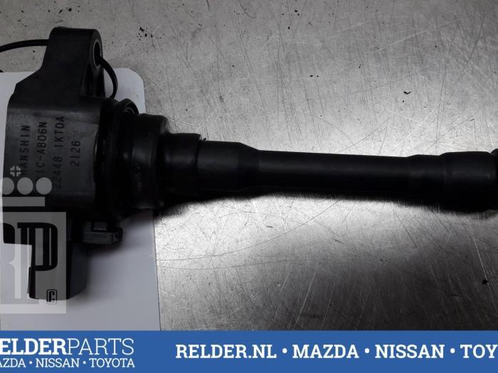 Nissan Juke (F15) 1.6 16V 2012 Bobine (klik op de afbeelding voor de volgende foto)