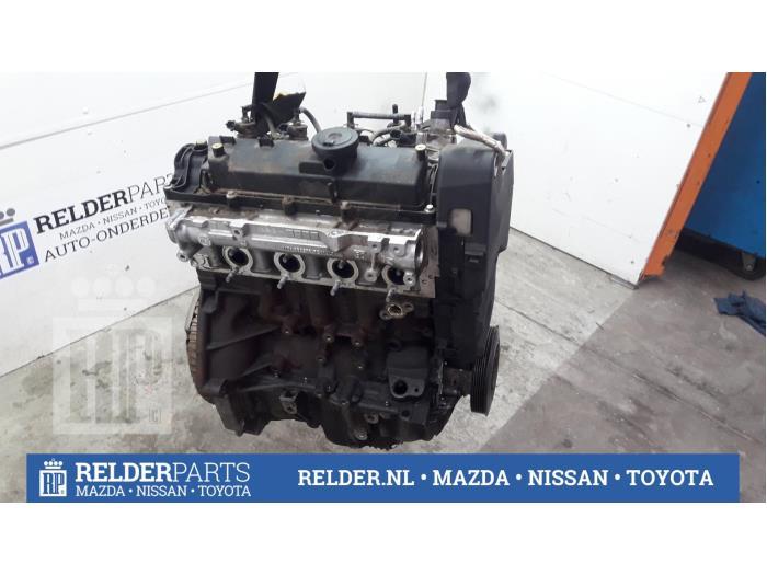 Nissan NV 200 (M20M) 1.5 dCi 90 2015 Motor (klik op de afbeelding voor de volgende foto)