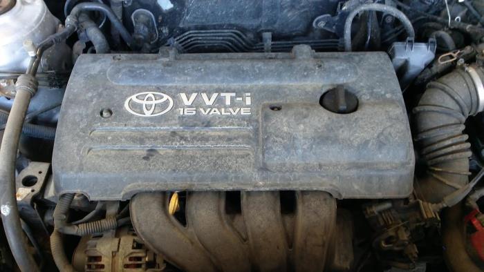 Toyota Corolla Wagon (E12) 1.6 16V VVT-i 2003 Motor (klik op de afbeelding voor de volgende foto)