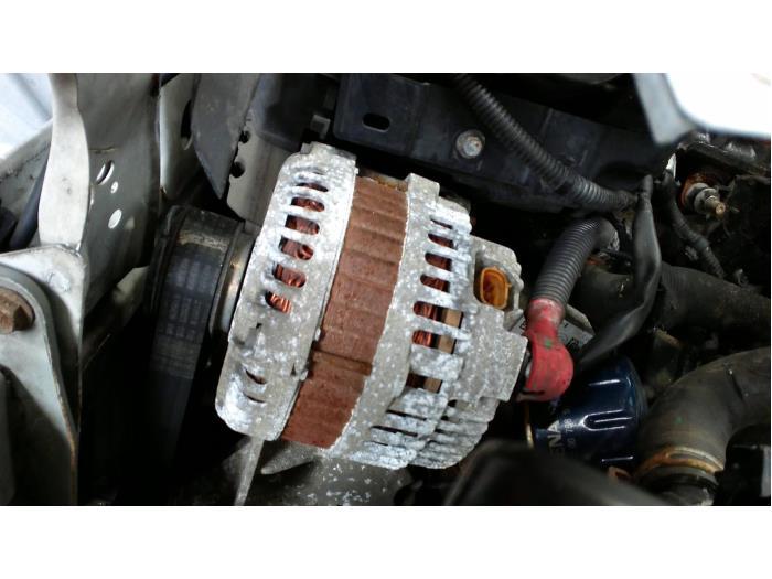 Nissan NV 200 Evalia (M20M) 1.5 dCi 90 2014 Alternator (klik op de afbeelding voor de volgende foto)