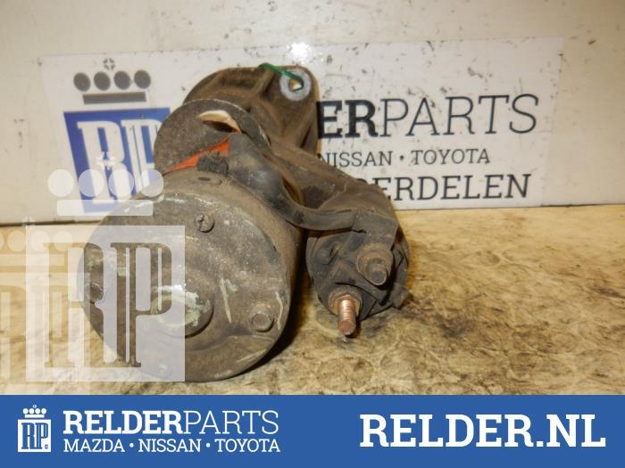 Nissan Bluebird (T12/T72) 2.0 LXD,GLD,SGL Anlasser