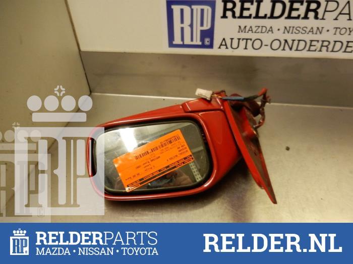 Nissan 100 NX (B13) 1.6 16V 1993 Buitenspiegel rechts (klik op de afbeelding voor de volgende foto)