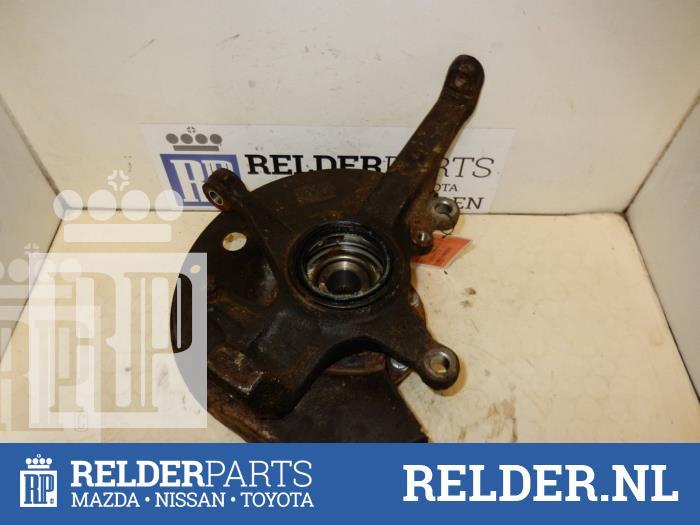 Mazda BT-50 2.5 Di 16V 4x4 2011 Wielnaaf voor (klik op de afbeelding voor de volgende foto)