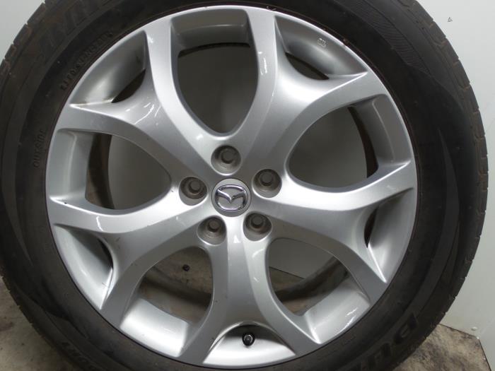 Used Velg For Mazda Cx 7 On Relder Parts