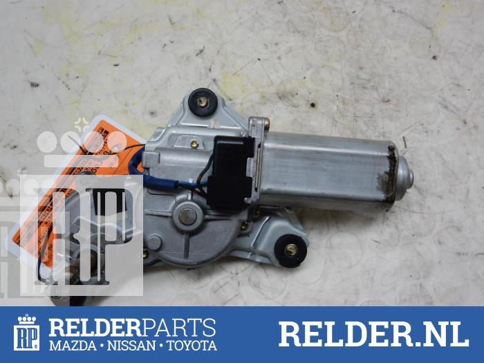 Mazda MPV (LW19/69) 2.0 16V 2000 Motor Ruitenwisser achter (klik op de afbeelding voor de volgende foto)