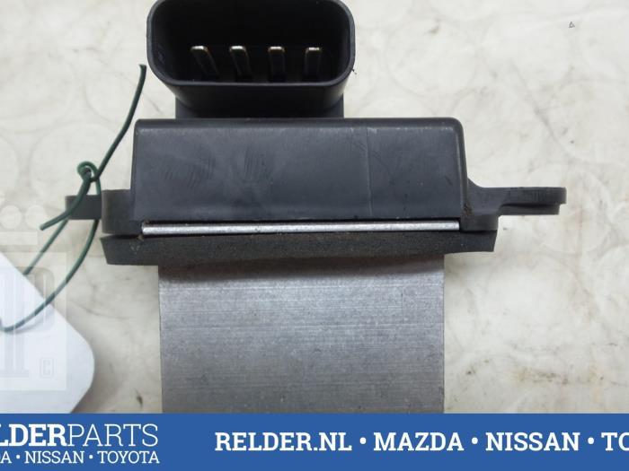 Nissan Navara (D40) 2.5 dCi 16V 4x4 2012 Kachel Weerstand (klik op de afbeelding voor de volgende foto)