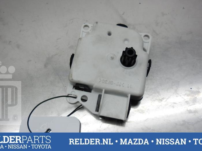 Nissan Navara (D40) 2.5 dCi 16V 4x4 2012 Kachelklep Motor (klik op de afbeelding voor de volgende foto)