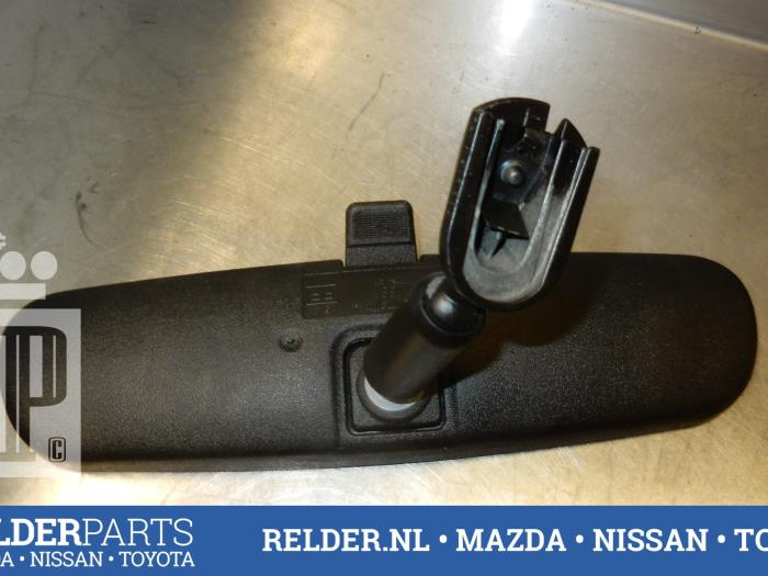 Nissan Navara (D40) 2.5 dCi 16V 4x4 2012 Binnenspiegel (klik op de afbeelding voor de volgende foto)