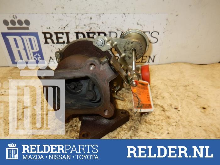 Nissan NV 200 (M20M) 1.5 dCi 86 2010 G-lader (klik op de afbeelding voor de volgende foto)