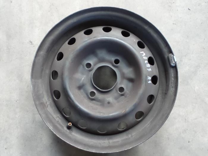 Nissan NV 200 (M20M) 1.5 dCi 86 2010 Velg (klik op de afbeelding voor de volgende foto)