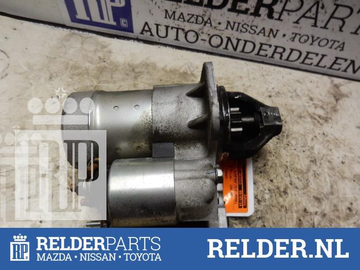 Nissan Juke (F15) 1.6 DIG-T 16V 2013 Startmotor (klik op de afbeelding voor de volgende foto)