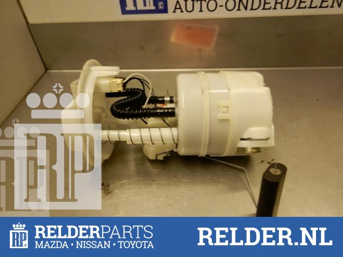 Nissan Juke (F15) 1.6 DIG-T 16V 2013 Tank element Pomp (klik op de afbeelding voor de volgende foto)