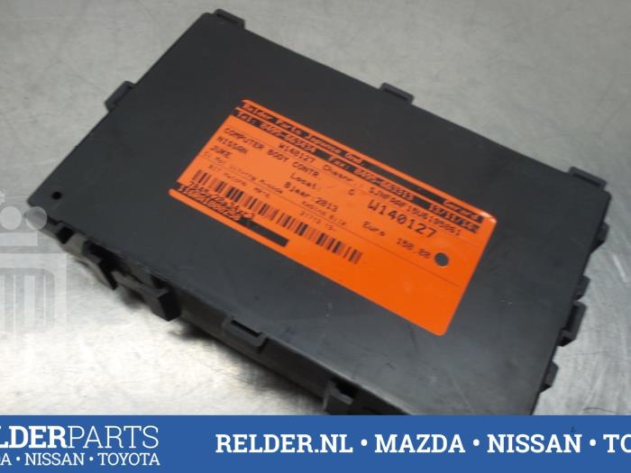 Nissan Juke (F15) 1.6 DIG-T 16V 2013 Computer Body Control (klik op de afbeelding voor de volgende foto)