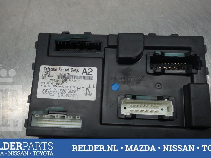 Nissan Juke (F15) 1.6 DIG-T 16V 2013 Module Bodycontrol (klik op de afbeelding voor de volgende foto)
