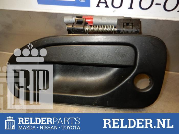 Nissan NV 200 (M20M) 1.5 dCi 86 2010 Deurgreep 2Deurs links (klik op de afbeelding voor de volgende foto)