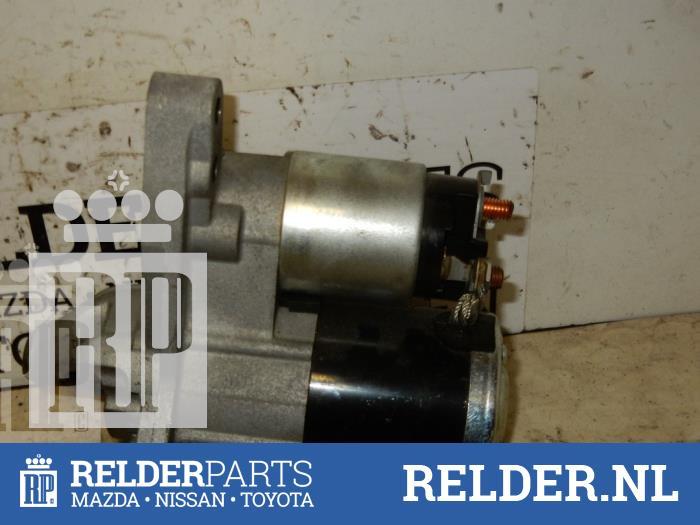 Nissan Juke (F15) 1.6 16V 2012 Startmotor (klik op de afbeelding voor de volgende foto)