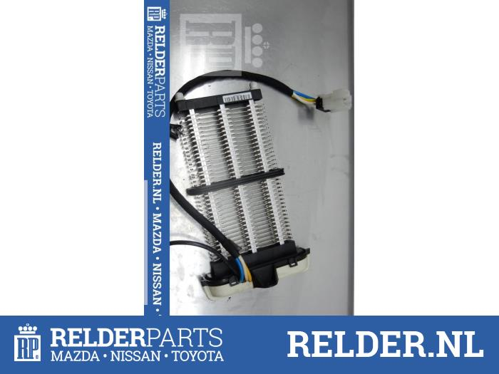 chaufage radiateur utilis e pour nissan navara relder parts. Black Bedroom Furniture Sets. Home Design Ideas