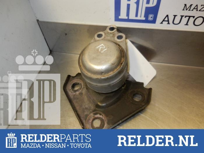 Mazda 2 (NB/NC/ND/NE) 1.4 16V 2005 Motorrubber (klik op de afbeelding voor de volgende foto)