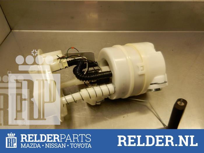 Nissan Juke (F15) 1.6 16V 2013 Tank element Pomp (klik op de afbeelding voor de volgende foto)