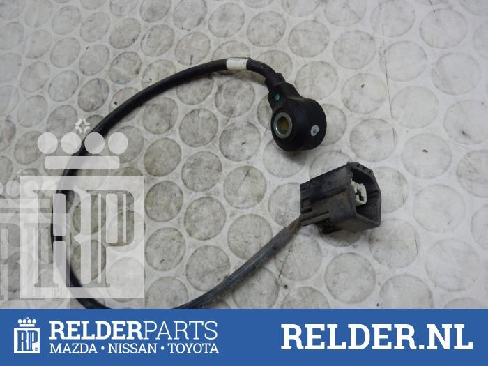 Mazda 2 (NB/NC/ND/NE) 1.25 16V 2004 Sensor Pingel/klop (klik op de afbeelding voor de volgende foto)