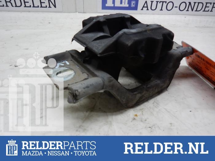 Mazda 2 (NB/NC/ND/NE) 1.25 16V 2004 Motorrubber (klik op de afbeelding voor de volgende foto)