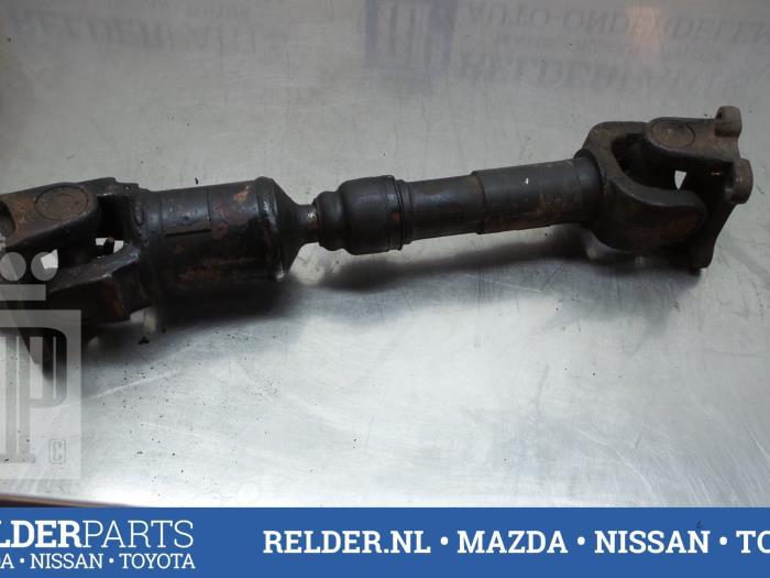 Nissan Patrol GR (Y61) 3.0 GR Di Turbo 16V 2001 Cardanas (klik op de afbeelding voor de volgende foto)