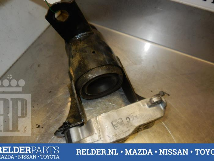 Mazda 2 (DE) 1.3 16V S-VT 2007 Motorrubber (klik op de afbeelding voor de volgende foto)