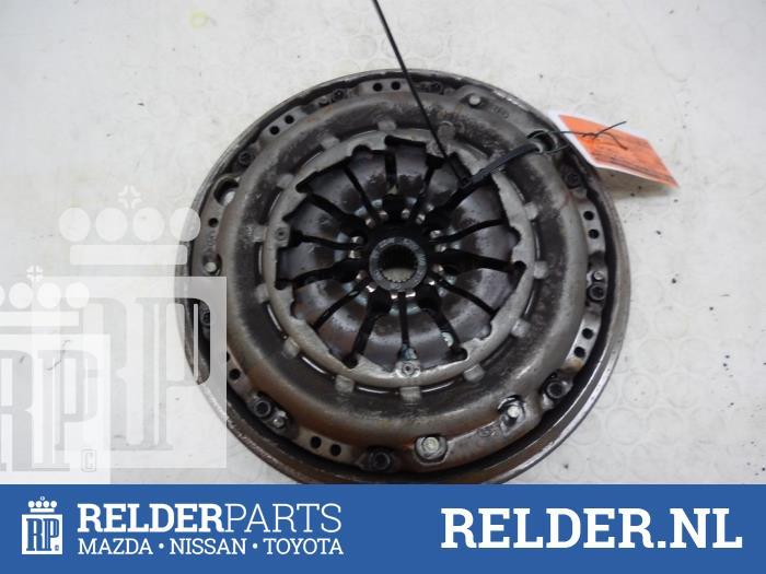 Nissan Juke (F15) 1.5 dCi 2012 Dubbele massa vliegwiel (klik op de afbeelding voor de volgende foto)