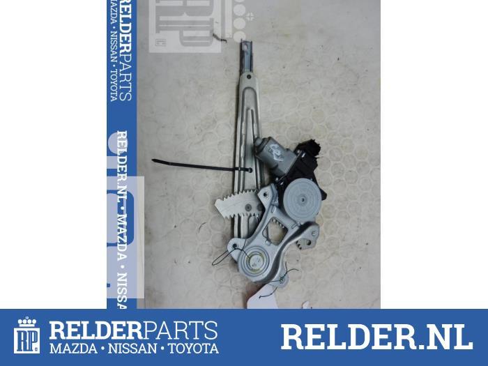 Nissan Juke (F15) 1.5 dCi 2012 Ruitmechaniek 4Deurs rechts-achter (klik op de afbeelding voor de volgende foto)