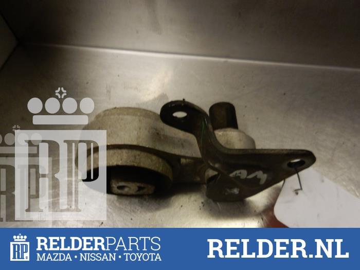 Mazda 2 (NB/NC/ND/NE) 1.6 16V 2003 Motorrubber (klik op de afbeelding voor de volgende foto)