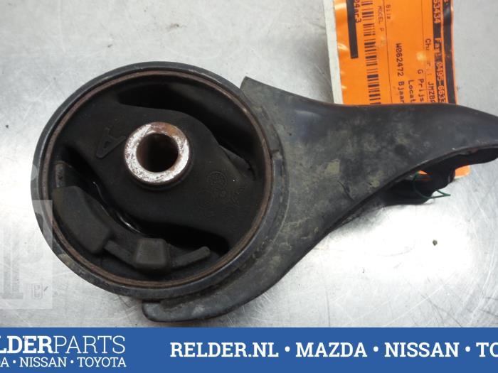 Mazda 323 P (BA15) 1.5i 16V 1997 Motorsteun (klik op de afbeelding voor de volgende foto)