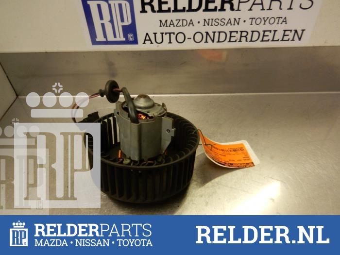 Mazda 121 (JA/JB) 1.25i 16V 1997 Blower (klik op de afbeelding voor de volgende foto)