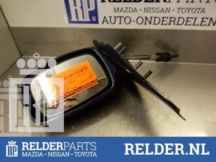 Mazda 121 (JA/JB) 1.25i 16V 1997 Spiegel Buiten rechts (klik op de afbeelding voor de volgende foto)