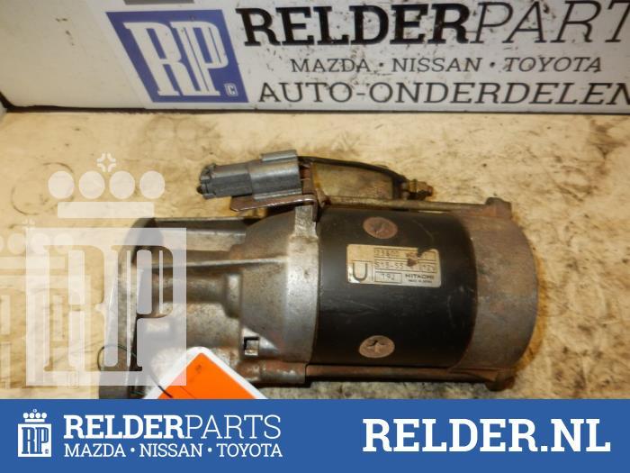 Nissan Patrol GR (Y61) 3.0 GR Di Turbo 16V 2002 Startmotor (klik op de afbeelding voor de volgende foto)
