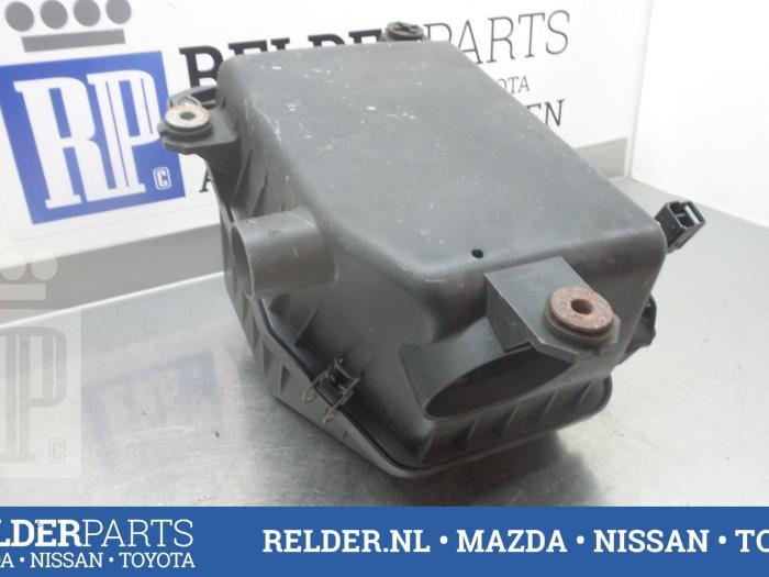 Mazda MX-3 1.8i V6 24V 1991 Luchtfilterhuis (klik op de afbeelding voor de volgende foto)