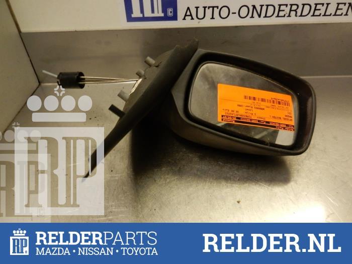 Mazda 121 (JA/JB) 1.3i LX,GLX 1998 Buitenspiegel links (klik op de afbeelding voor de volgende foto)