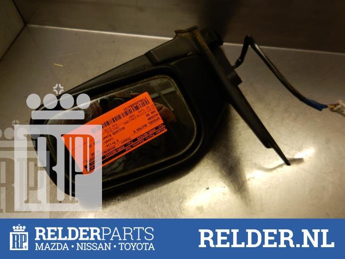 Nissan 100 NX (B13) 1.6 16V 1992 Buitenspiegel rechts (klik op de afbeelding voor de volgende foto)