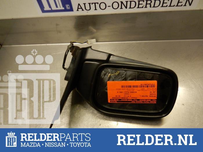Nissan 100 NX (B13) 1.6 16V 1991 Spiegel Buiten links (klik op de afbeelding voor de volgende foto)