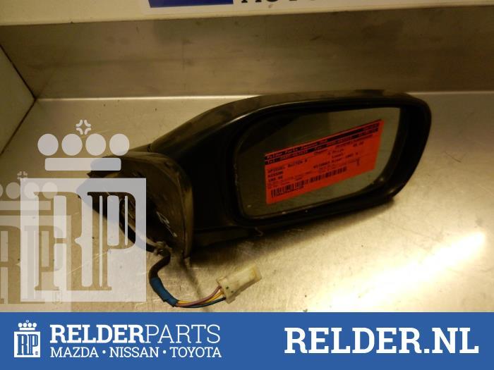 Nissan 100 NX (B13) 1.6 16V 1991 Buitenspiegel rechts (klik op de afbeelding voor de volgende foto)