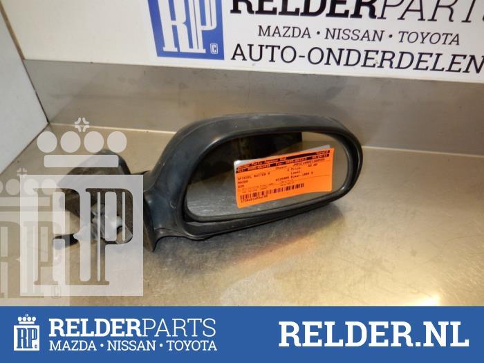 Mazda 626 (GE14/74/84) 1.8i LX,GLX 16V 1994 Spiegel Buiten rechts (klik op de afbeelding voor de volgende foto)