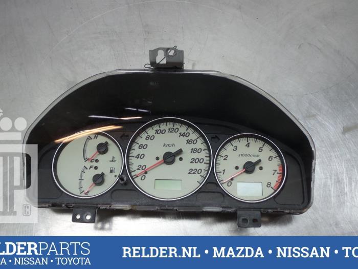 Used Instrumentenpaneel for Mazda 323F on Relder Parts