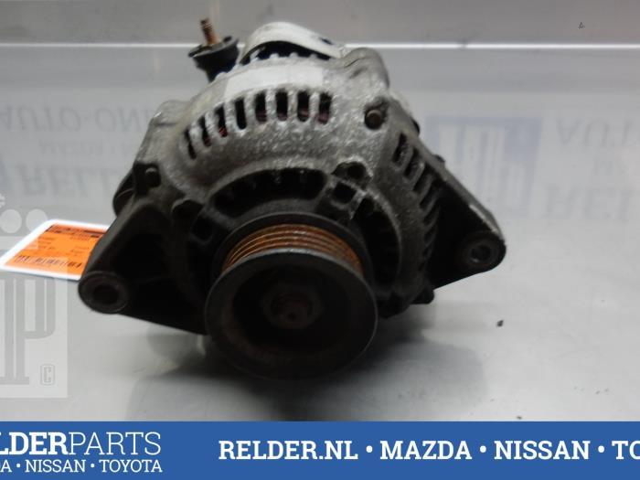 Toyota Celica (T20) 1.8i 16V 1995 Alternator (klik op de afbeelding voor de volgende foto)